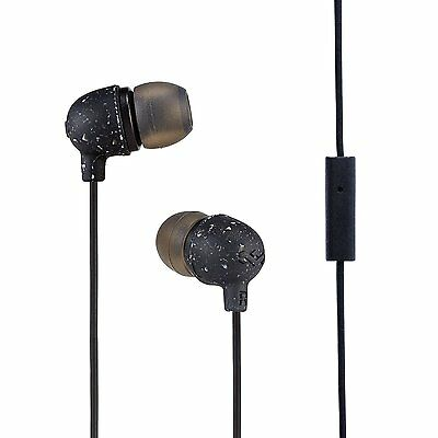 House of Marley EM-JE061 In-Ear Headphone With Mic (Black) MRP 1290/- 60% off