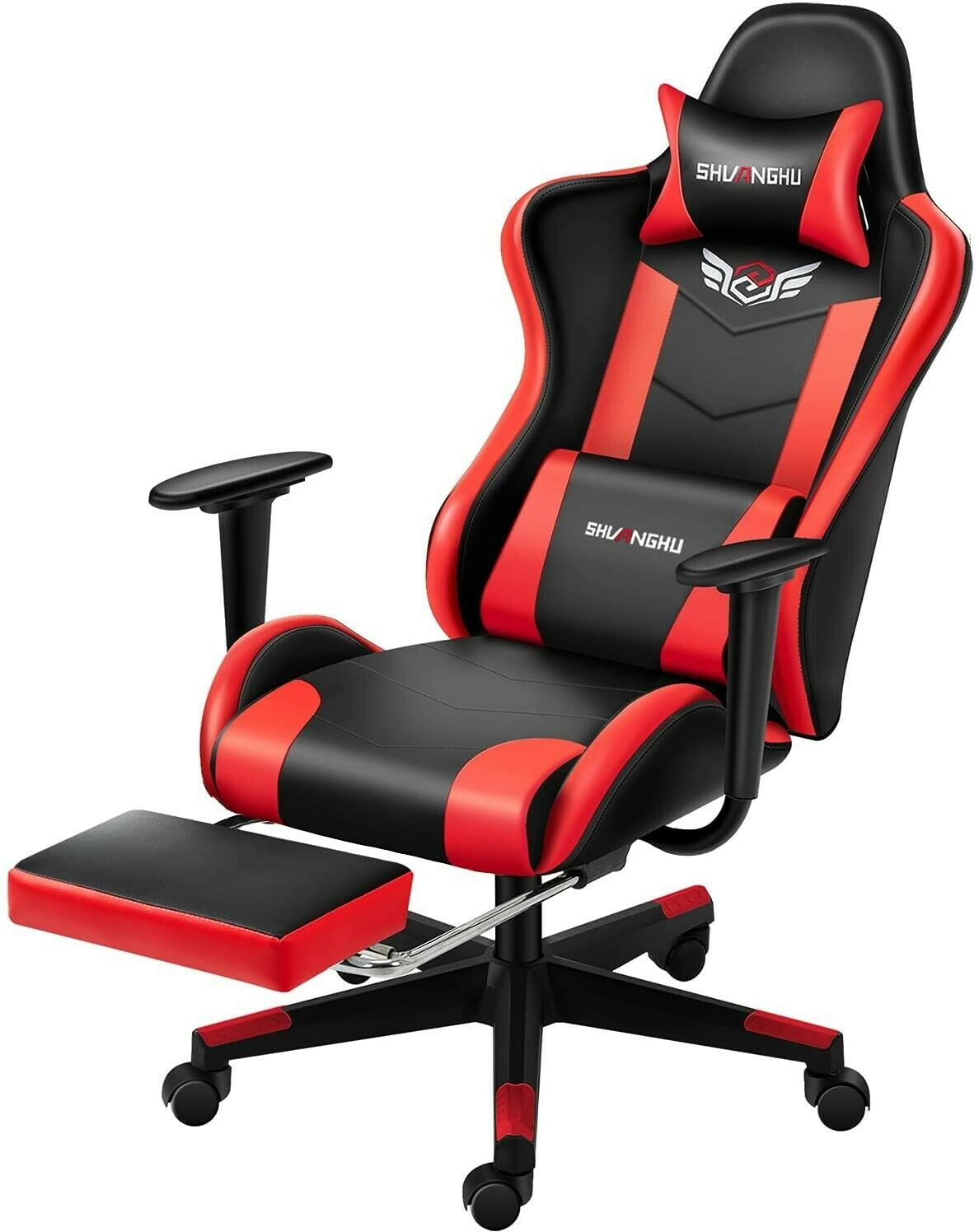 Gaming Chair Office Chair Ergonomic Computer Chair with Reclining Chair [A0]