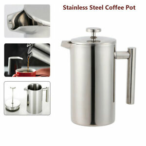 Double-Wall-Insulated-French-Press-Coffee-Maker-with-Filter-304-Stainless-Steel