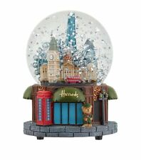 Harrods of London - Skyline Snow Globe -Sold out in Harrods