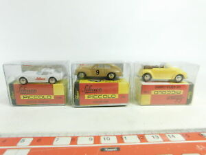 bd276-0-5-3X-Schuco-1-90-Model-Volvo-544-Toyota-VW-Beetle-Cabriolet-NIP