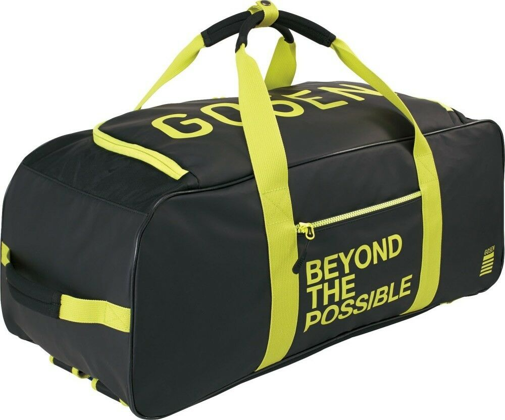 Nuovo GOSEN Tennis 2 Way Bag Townuse Series Neon giallo BA16T2W 53 From Japan EMS
