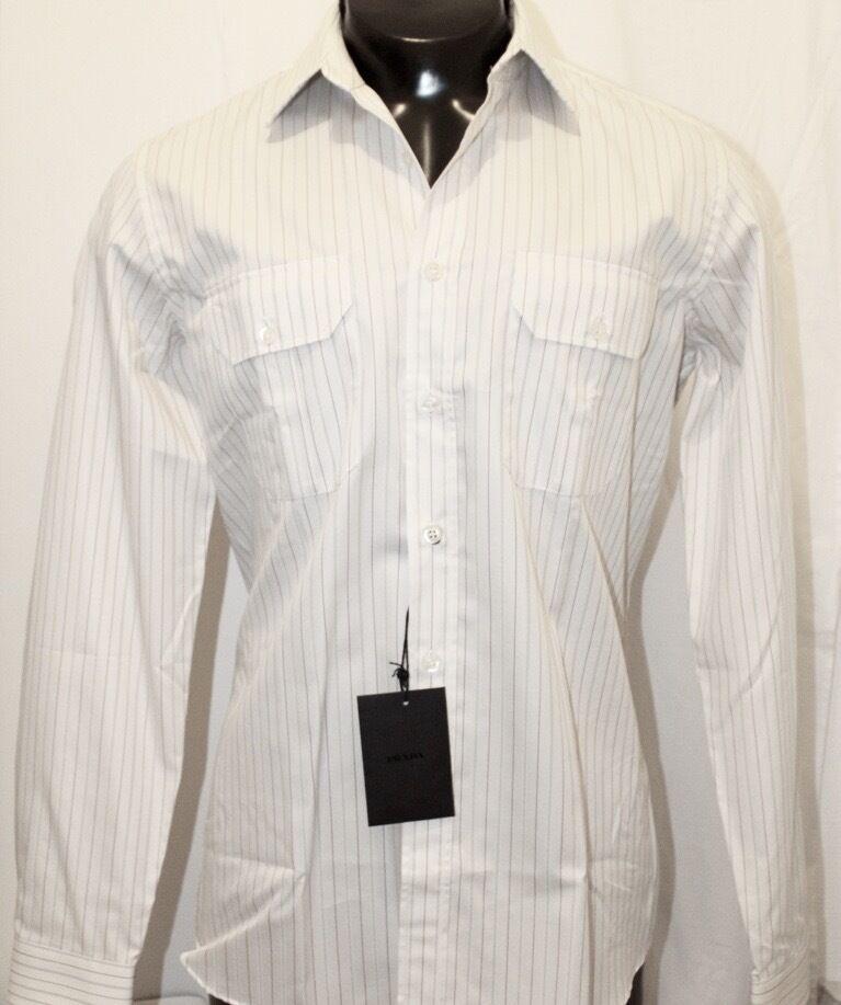 Des chaussures personnalisées vous  LUXE ent de la personnalité LUXE  prada chemise  shirt ph14 moûts NEUF NEW 43 c254fe