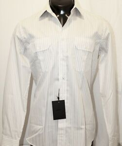 LUXUS-PRADA-HEMD-SHIRT-PH14-MOSTO-NEU-NEW-42