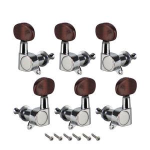 6PCS-3L3R-ferme-Acoustique-Cordes-pour-guitare-electrique-Tuning-chevilles-Cle-machines-Heads