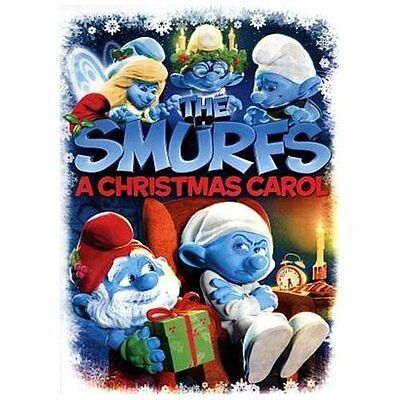The Smurfs Christmas Carol, Acceptable DVD, , Troy Quane