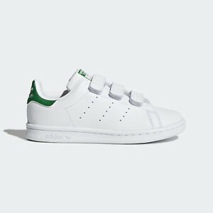 698890132a820 Basket pour fille Adidas Originals Stan Smith CF C Color Blanc 34. À propos  de ce produit. Photo générique  Photo 1 8  Photo 2 8  Photo 3 8. 6. Photo  ...