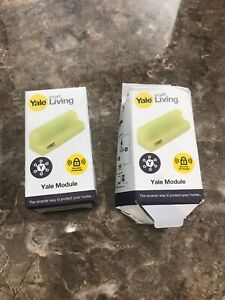 2x Yale Smart Living Wireless Module Original P Kfcon