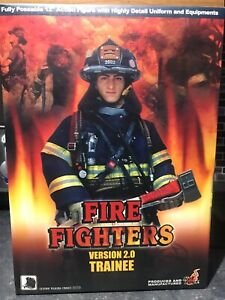 Hot-Toys-Fire-Fighters-Version-2-0-Trainee-New-12inch-Collectable