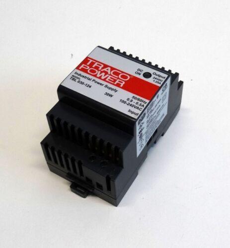 Traco Power TBL 030-124 Hutschienen-Netzteil 24V DC unused