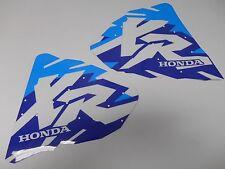 HONDA XR 600 400 XR200 XR250 XR400 XR600 GRAPHICS FUEL DECALS STICKERS GAS TANK