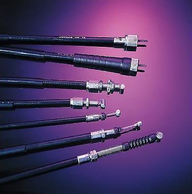 Motion Pro - 02-0314 - Black Vinyl Decompression Cable