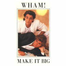 WHAM : MAKE IT BIG   - CD  New Sealed IN STOCK