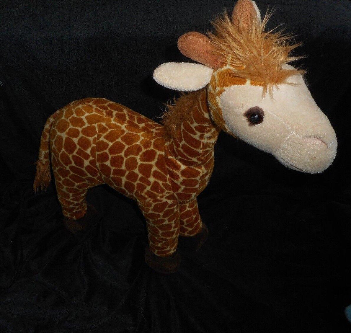 61cm Groß 2010 Geoffrey Spielsachen R Us Hellbraun Baby Giraffe Plüschtier