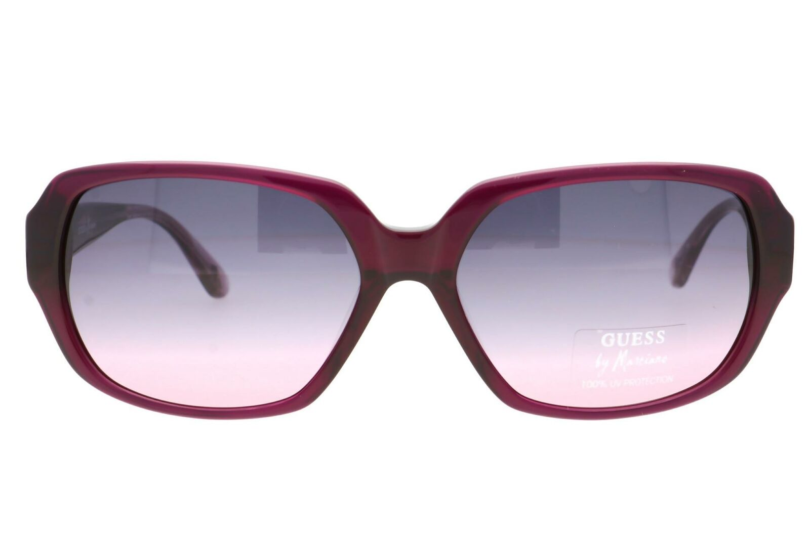 Guess by Marciano Sunglasses GM 629 PUR 58 Case Included