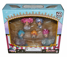 Sailor Moon SuperS Petit Chara Mini Figure Set of 5 Megahouse Small Lady Helios