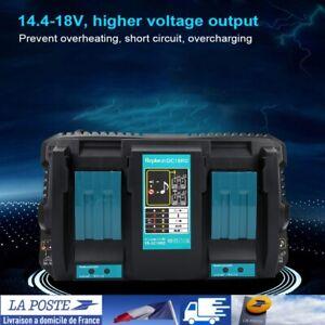 Chargeur-de-Batterie-Lithium-14-4-18V-DC18RD-pour-MAKITA-BL1830-1850