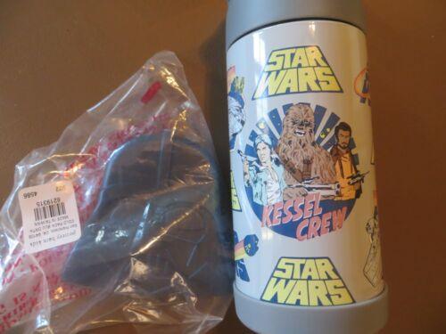 ICE pack school Pottery barn STAR WARS WATER BOTTLE Chewbacca HANS SOLO LUNCH