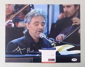 52220-Andrea-Bocelli-Opera-Singer-Signed-11x14-Photo-AUTO-PSA-DNA-COA