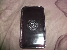 Kipling IPOD TOUCH / IPHONE 4 - Digi Dial -  Leather pouch in Silver -Gift Boxed
