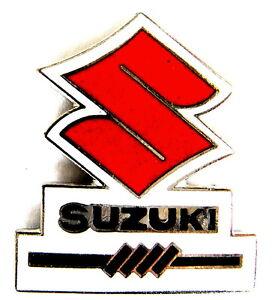 Das Bild Wird Geladen MOTORRAD Pin Pins SUZUKI LOGO 1059