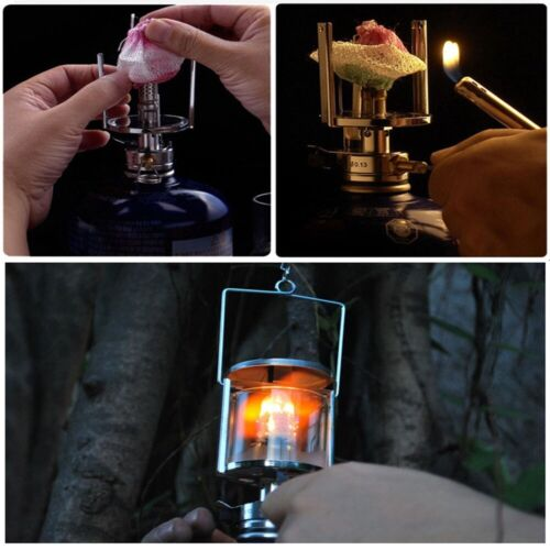 Light Mesh Mantles Spare Parts Lamp Cover Replacement Gas Lantern Mantles