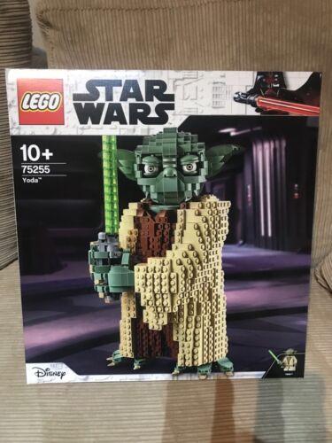 Sealed /& New Disney Exclusive Becoming V. RARE Lego Star Wars Yoda # 75255