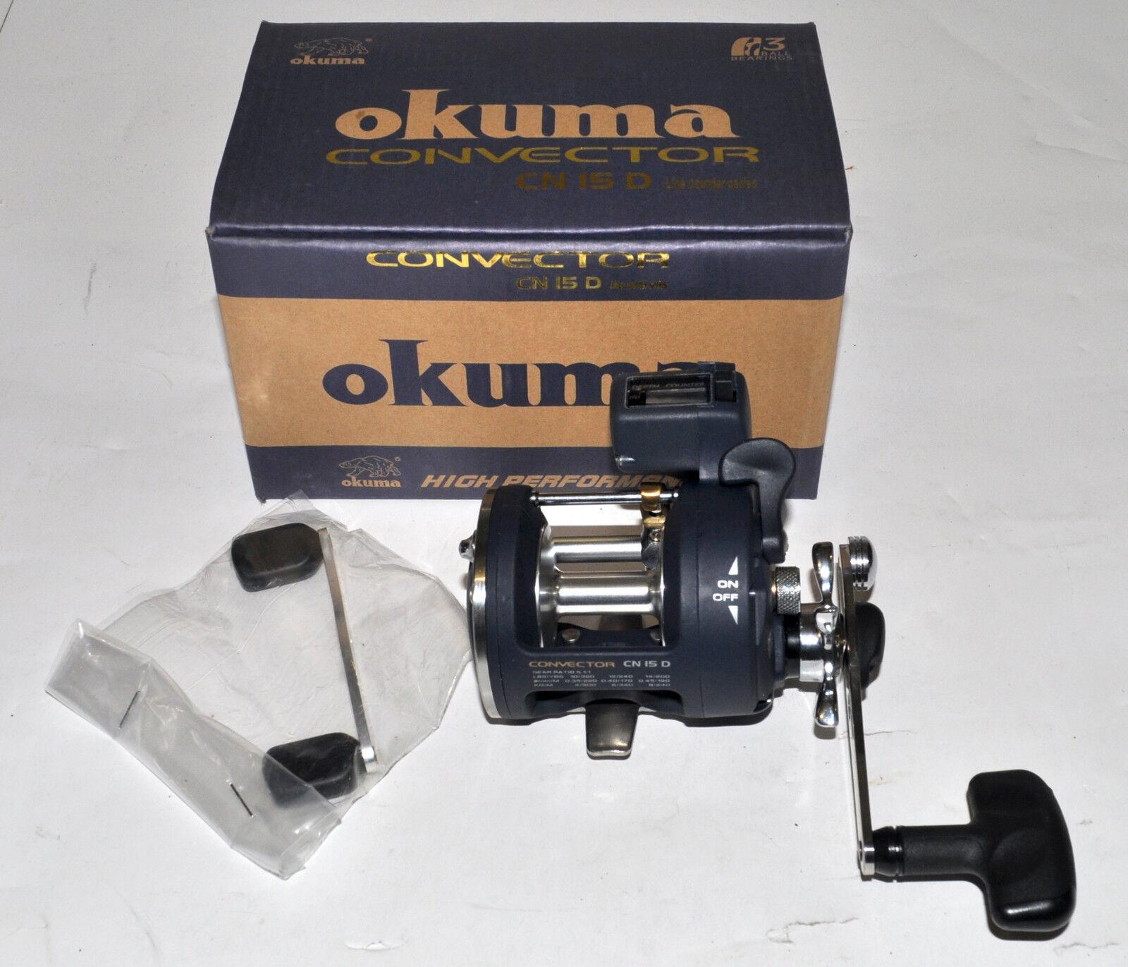 Okuma Convector CN 15 D D D Reel, Line Counter Series 0b6572