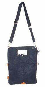 KangaROOS Jean Cliffhanger Bag (Set) Tasche Umhängetasche Blau Neu