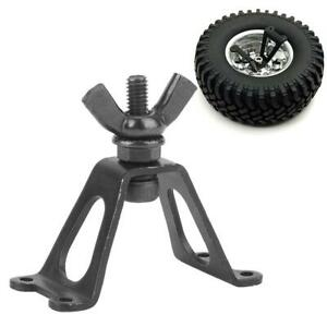 RC-1-10-Metal-Rear-Spare-Tire-Rack-Wheel-Holder-for-Rock-Crawler-Axial-SCX10-D90