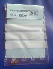 8810 Zahnradsatz für Arnold, Köf II, T3  Tm3/3 usw. , Messing/Brass
