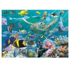 SHARK REEF PUZZLE - 750 PIECES