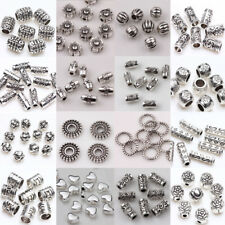 22pcs dark silver small lantern spacer beads h5006