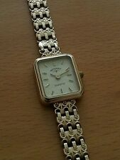 Lovely 9ct gold ROTARY Watch in FWO hallmarked 13.5 grams total + spare battery