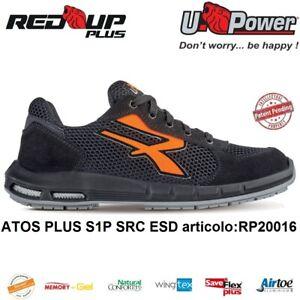 UPOWER-SCARPE-ANTINFORTUNISTICA-ATOS-PLUS-S1P-SRC-ESD-U-POWER-RED-UP-PLUS