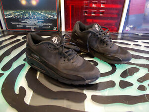 Nike-Air-Max-90-Decent-Condition-616317-Mens-Size-10-Black