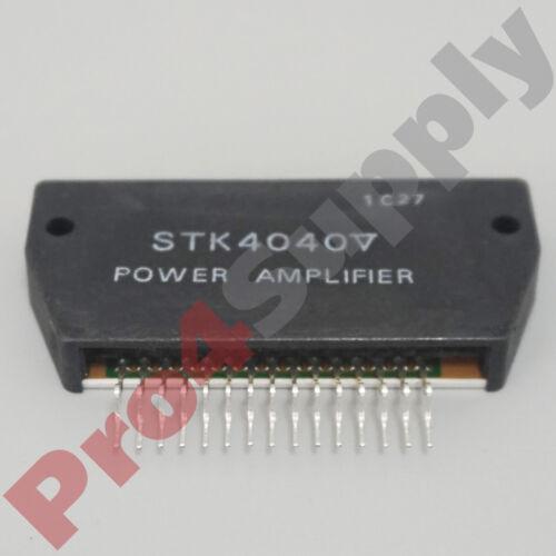STK4040V *New /& Original* SANYO  STK4040MK5 Fast Dispatch