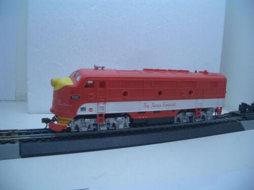 HO Scale KATY SPECIAL F3-A /  DC LOCOMOTIVE TEXAS SPECIAL R.R. M6825