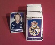 Panini Primera Division - Real Madrid 2007 2008 komplett Satz ohne Album 07 08