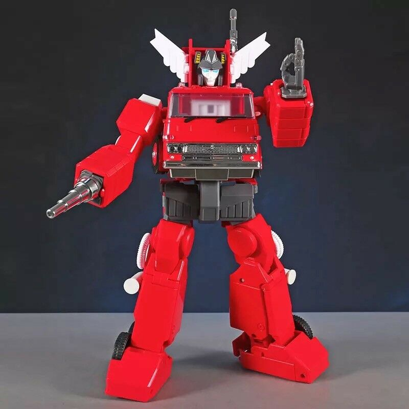 Transformers Inferno Fire Fighter Oversized G1 Action Figure