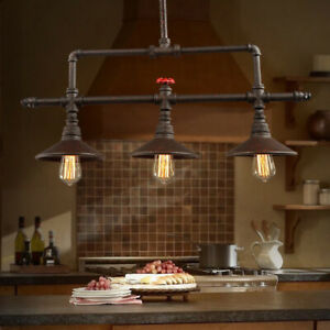 Kitchen Island Pendant Lamp Dining Room, Rustic Dining Room Chandeliers