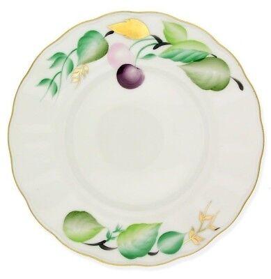 "AUTHENTIC LOMONOSOV Cherry Desert Plate 6/"""