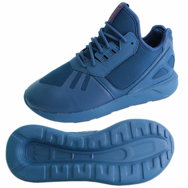 adidas Herren Sneaker Tubular Runner 38 blau 221114