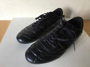 LITTLE-Used-Sport-Shoes-BIKKEMBERGS-Zapatos-Deportivos-Dark-Blue-N-40