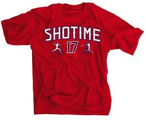 Image is loading Shotime-Shohei-Ohtani-Shirt-17-Jersey-T-Shirt- 78d79f502