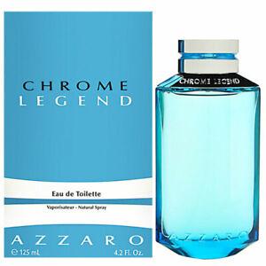 PARFUM-AZZARO-CHROME-LEGEND-EAU-DE-TOILETTE-125ML-NEUF-SOUS-BLISTER