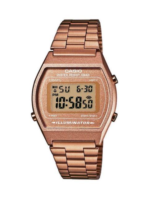 CASIO B640WC-5AEF B640WC-5A B640WC-5ADF WARRANTY 2 YEARS