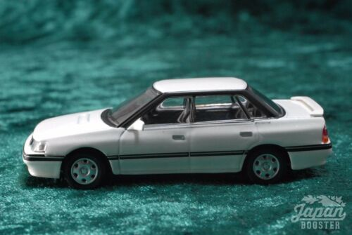 SUBARU LEGACY GT White TOMICA LIMITED VINTAGE NEO LV-N132a 1//64