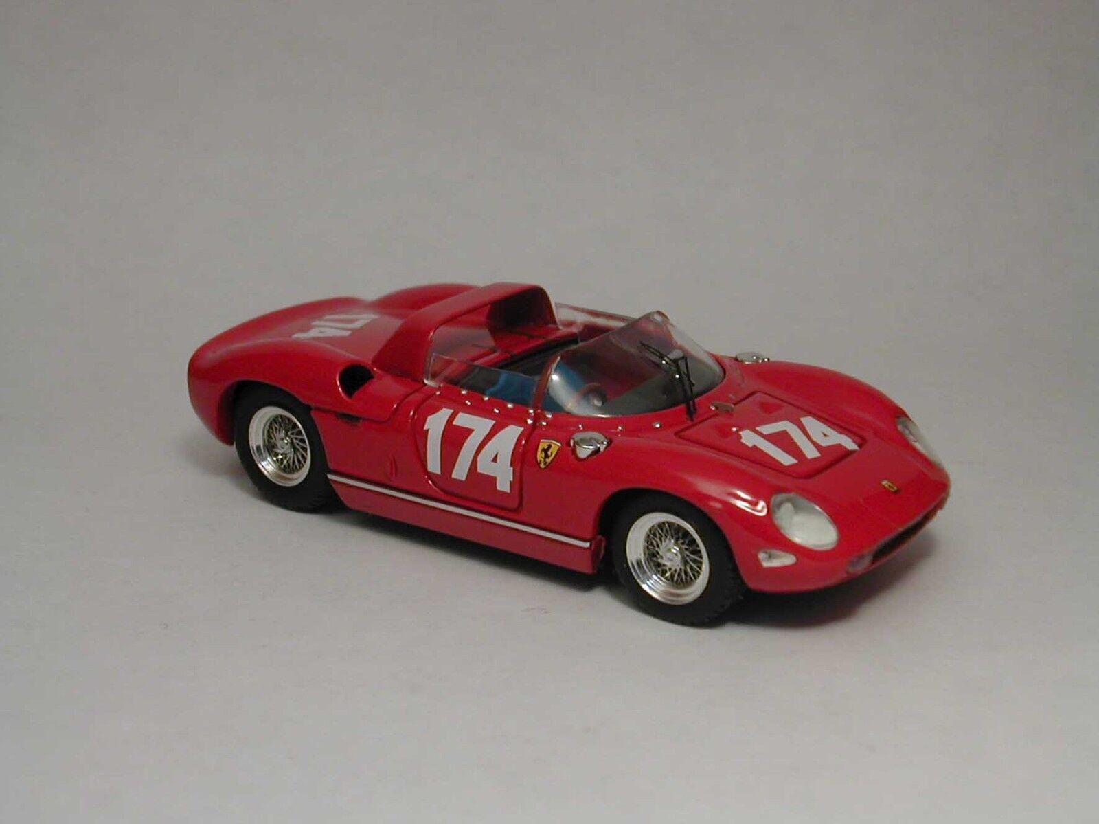 Ferrari 250   174 targa florio (1963 1 43 modell 0129 art-model
