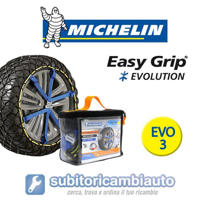 MICHELIN 008306 Catene Neve Easy Grip Evolution Gruppo 6 Set di 2